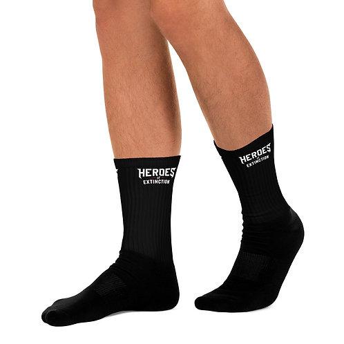 Heroes of Extinction Socks