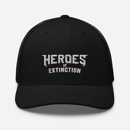 Heroes of Extinction Trucker Cap