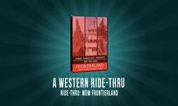 Ride-Thru: WDW Frontierland