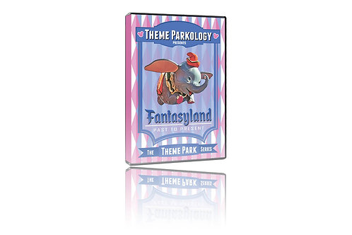 Fantasyland Past to Present