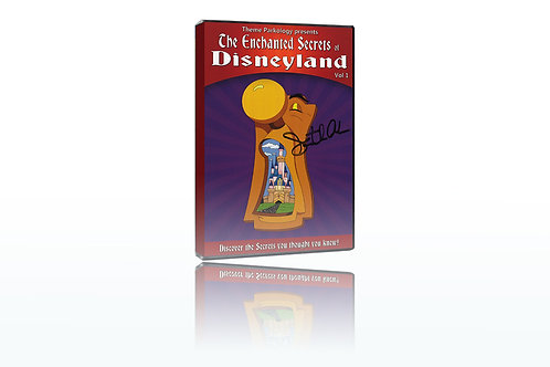 Signature - Secrets of Disneyland