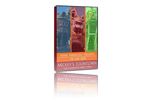 Ride-Thru Mickey's Toontown