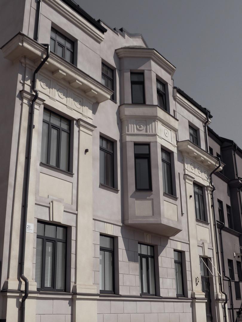 Karaliaus Mindaugo pr. 21 ir 22, Kaunas