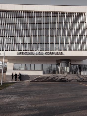 Vilniaus universiteto ligoninė - Infekcinių ligų centras, Vilnius