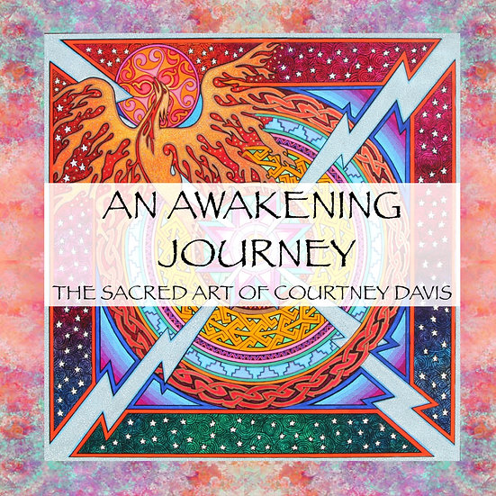 AWAKENING JOURNEY- Courtney Davis