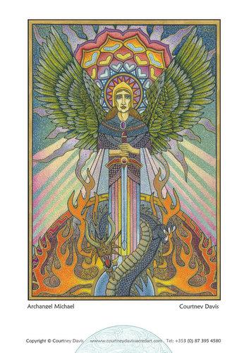 PA09 Archangel Michael