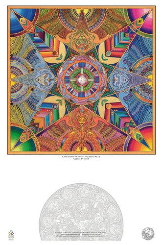 PW10 Canglska Wakan- Sacred Circle