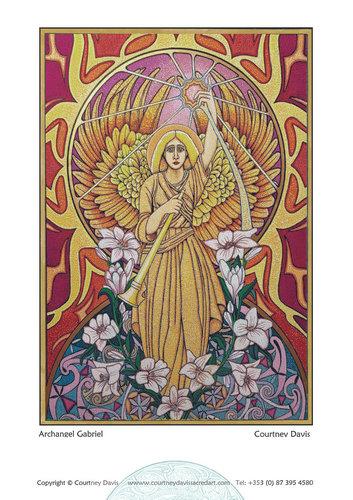 PA12 Archangel Gabriel