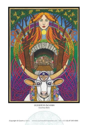PG30 Goddess Boann