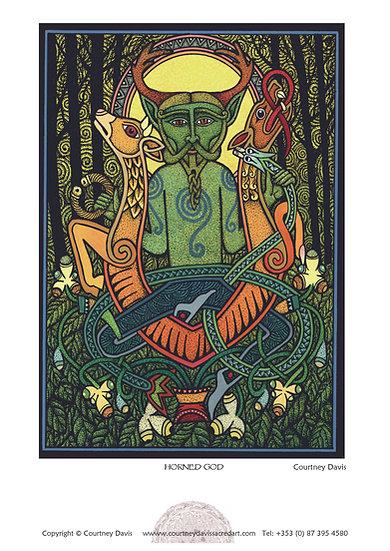 PN08 Horned God
