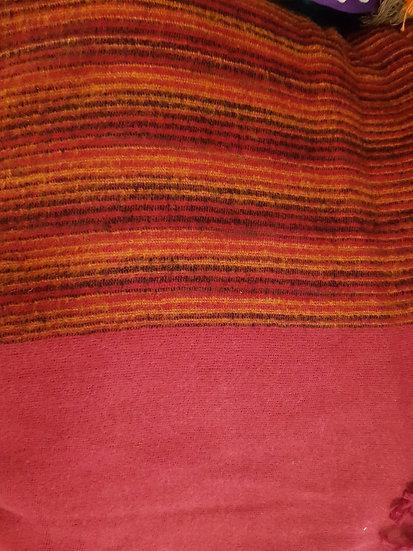 YK10 TIBET handloom Yak wool shawls 100x200 cms