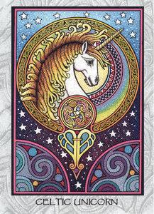MN04 Celtic Unicorn