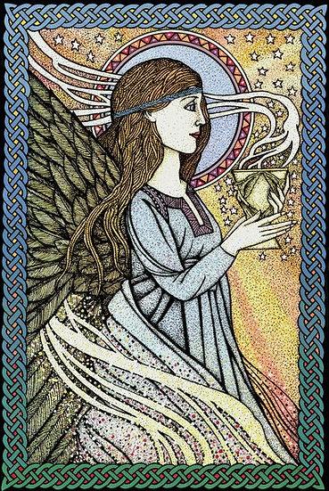 AN04 Angel Of Healing