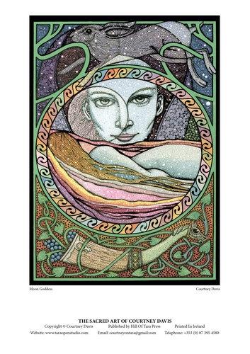 PG19 Moon Goddess