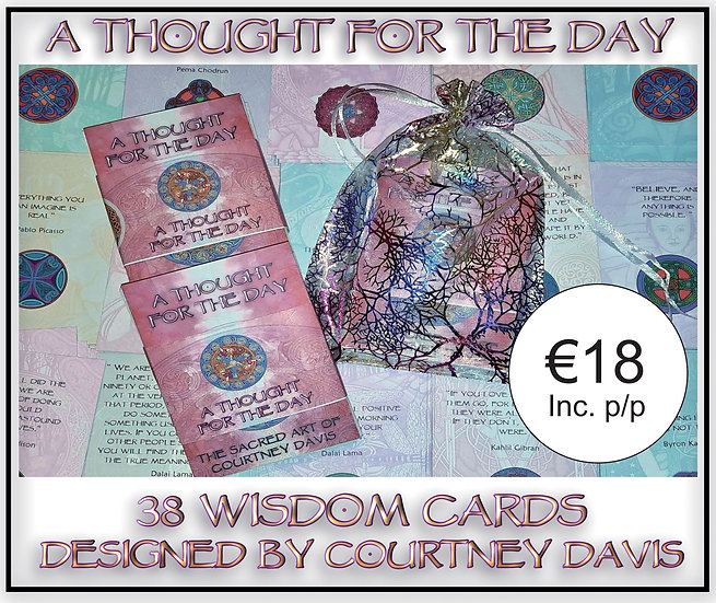 Thought For The Day Wisdom Cards