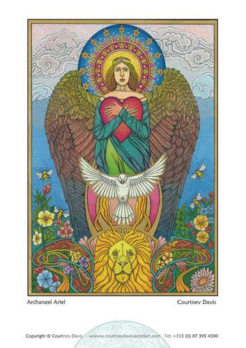 PA13 Archangel Ariel