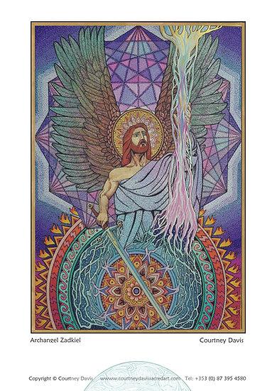 PA15 Archangel Zadkiel