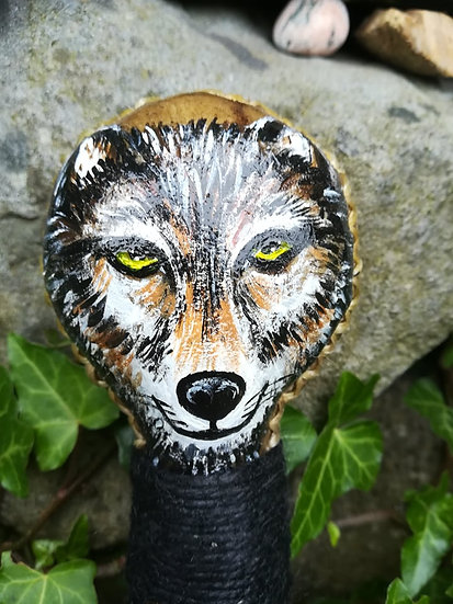 Wolf Rattle