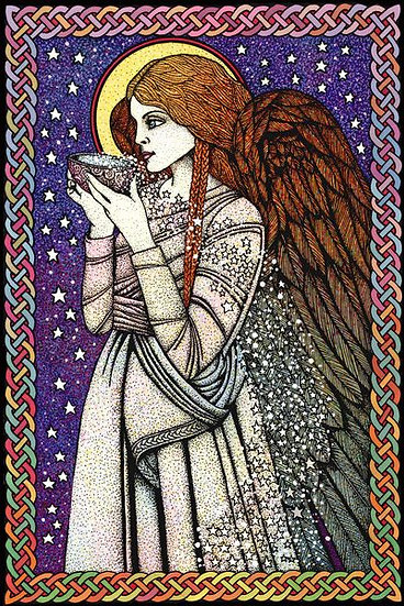 AN03 Angel Of Peace
