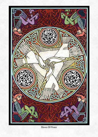 IN08 Doves Of Peace