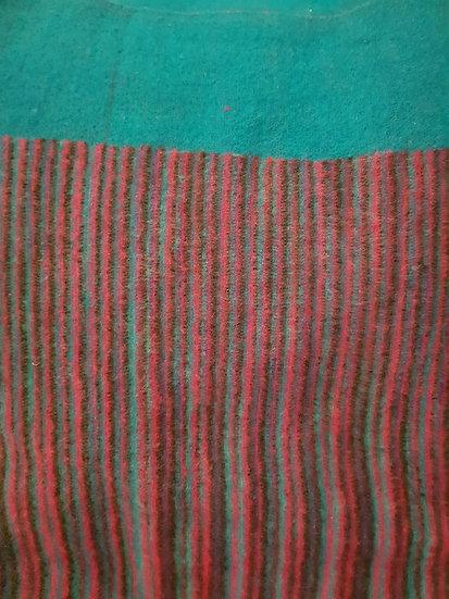 YK08 TIBET handloom Yak wool shawls 100x200 cms