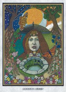 MT34 Goddess Airmid