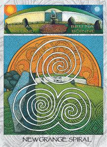 BV6 Newgrange Spiral