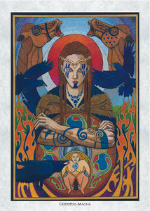 GD33 Goddess Macha