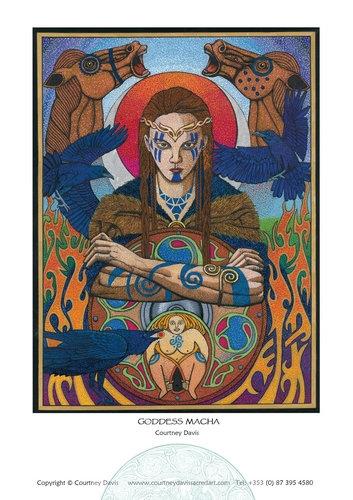 PG32 Goddess Macha