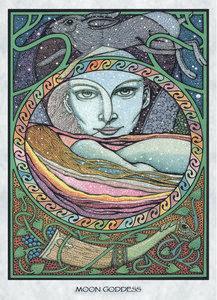 MT19 Moon Goddess