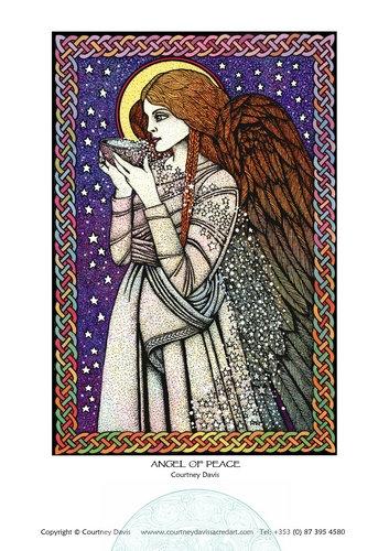 PA03 Angel Of Peace