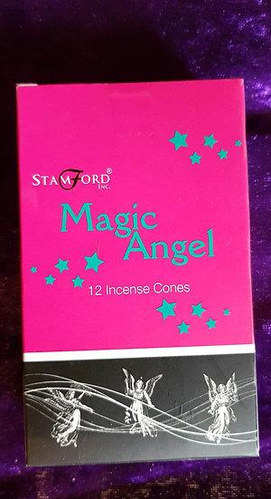 Magic Angel Cones