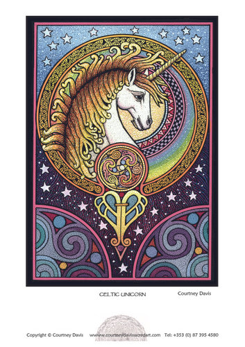 PN03 Celtic Unicorn