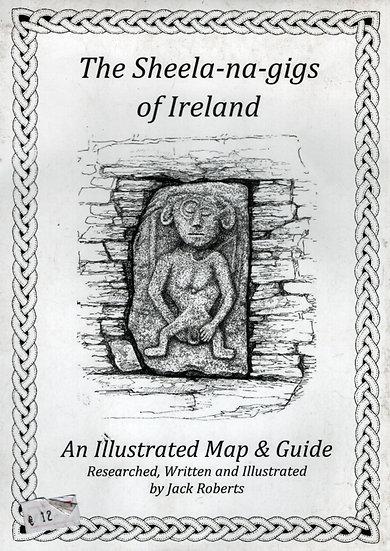 Sheela Na Gigs Of Ireland Map