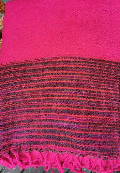 YK05 TIBET handloom Yak wool shawls 100x200 cms