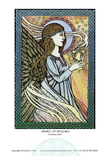 PA04 Angel Of Healing