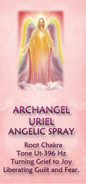 Archangel Uriel Angelic Spray
