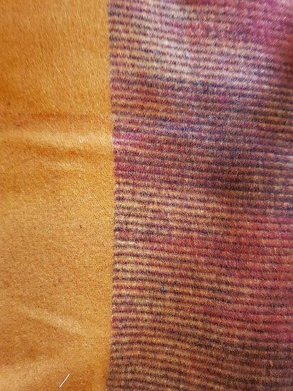 YK14 TIBET handloom Yak wool shawls 100x200 cms