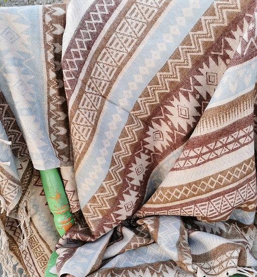 YK17 TIBET handloom Yak wool shawls 100x200 cms