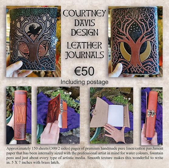 Tree Spirit Journal
