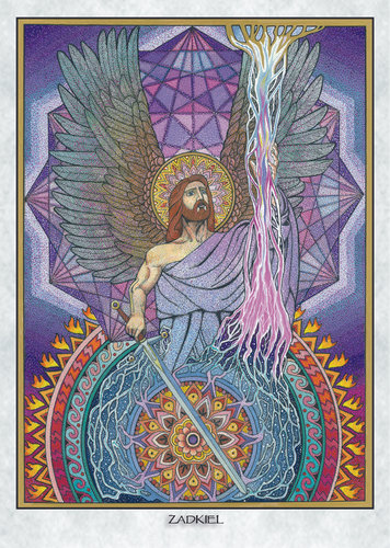 Angelic Connection Postcard Offer