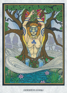 MT9 Goddess Danu