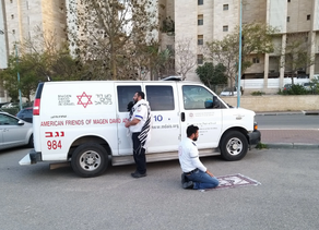 In Israel, a time to pray amid a health crisis