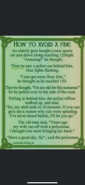 How to Avoid a Fine from the Police
