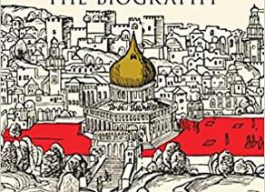 Shout Out: Jerusalem: The Biography, Simon Sebag Montefiore