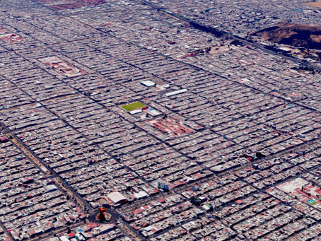 Hacia ciudades más densas y menos extensas.