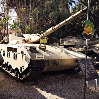 Für Geschichts-Interessierte: Das IDF-Museum in Neve Zedek