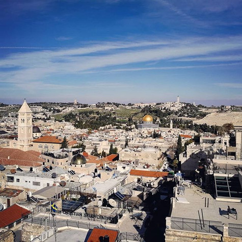 Sabbatical in Israel
