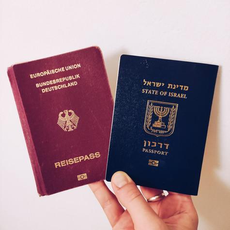 Verliebt in Israel - wie läuft das Partnervisum ab?