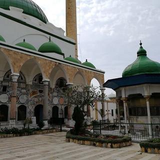 In Akko kann man für nur 10 Shekel die Große Moschee besichtigen.
